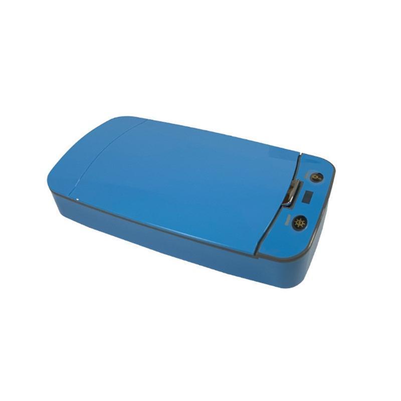 UV-luz ultravioleta Esterilizador desinfecção Caixa de armazenamento para Máscara Facial para o telefone MP4 Auricular Bluetooth Relógios Escovas de dentes