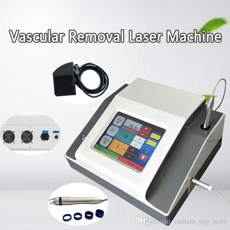 15w / 20w / 30w 980nm láser máquina de terapia vascular vena de la araña máquina de extracción con dos años de garantía gratis