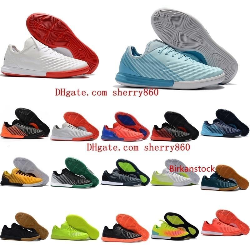 MagistaX Final II IC zapatillas de fútbol sala fútbol sala magista x hombres zapatos de fútbol magista Obra baratos botas de fútbol para hombre originales