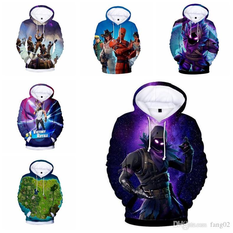 Новый 3D печати мальчики девочки толстовки подростки весна осень верхняя одежда дети капюшоном одежда дети с длинным рукавом пуловер топы