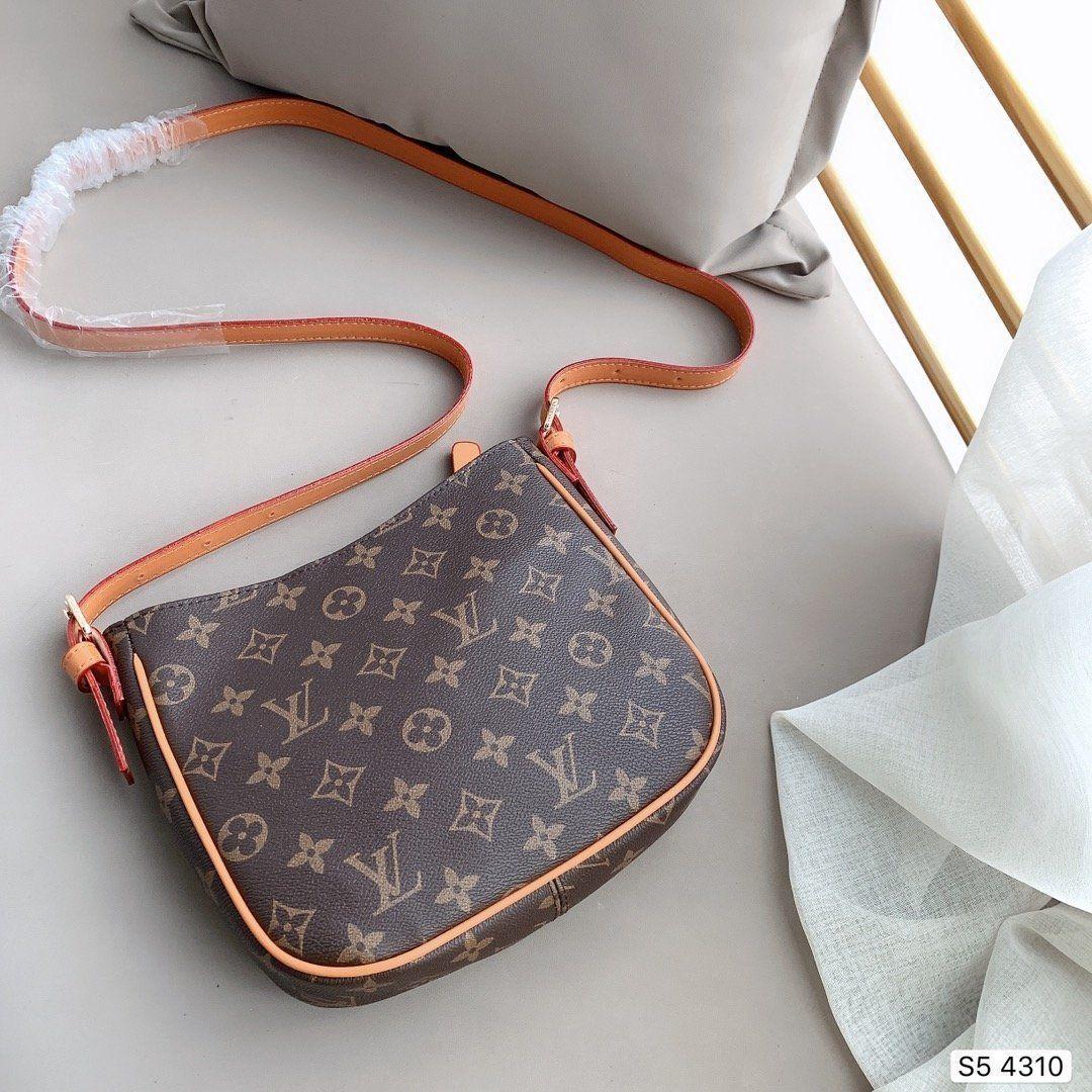 Empfindliche Dame Handtasche tragbar Qualität Moderne Mit langen, verstellbaren Kettenlaschen Der neueste Körper zurück alten Blume 030504