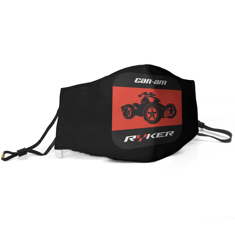 Can-Am-Q- Unisex einstellbar staub- Maske Muffel Maschine Reit Maske