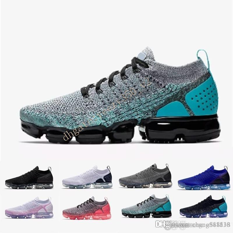 2018 nouvelles 2.0 Vente Lumière douce Chaussures femmes respirant sport Chaussures de sport Corss Randonnée Jogging Chaussettes Chaussures de sport Chaussures Hommes en cours