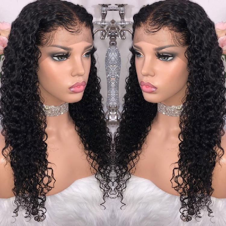 الأذن 9A العلمية غريب مجعد الشعر البرازيلي الإنسان الباروكات بيرو غريب مجعد الشعر الإنسان إلى الأذن الرباط أمامي لمة 4x13 الشعر الإنسان الرباط الباروكة الجبهة