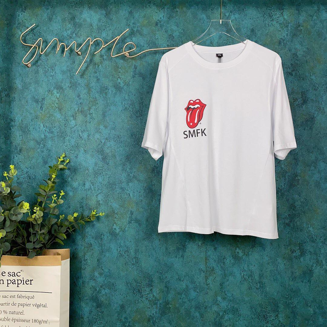 2020 мужские дизайнерские футболки черный белый красный мужские модные дизайнерские футболки топ с коротким рукавом высокое качество S-XXL85