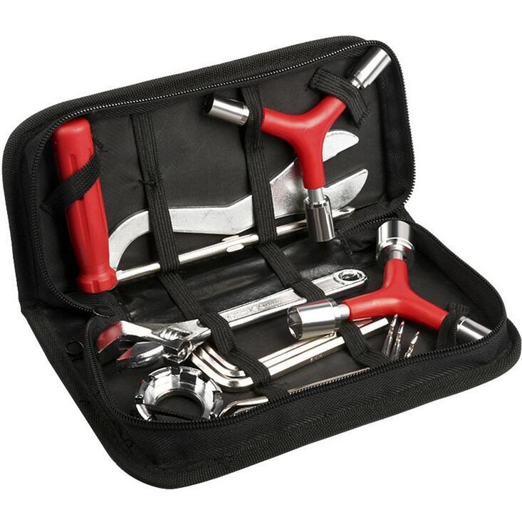13 قطعة / المجموعة جودة عالية دراجة أداة إصلاح مجموعة متعددة أدوات الصيانة الطريق mtb الدراجة الجبلية أداة إصلاح كيت الدراجات مفك أدوات الدراجة