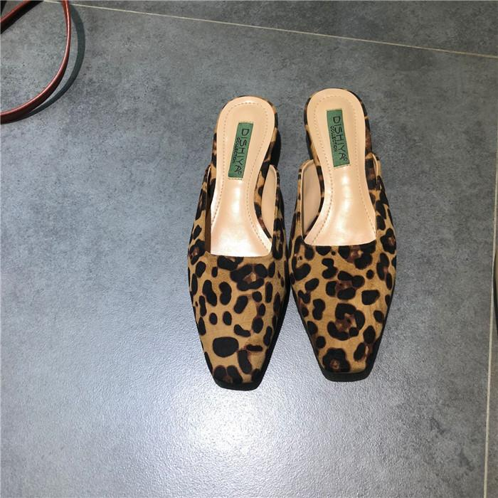 Designer-int Will East Gate place à l'extérieur des vêtements confortables demi-Slipper Femmes Chaussures