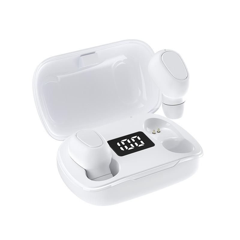 Dernières L21Pr0 LED Dispiay sans fil écouteurs Bluetooth 5.0 Oreillettes Mini TWS Sport oreillette Bluetooth stéréo Bluetooth écouteurs HIFI sons