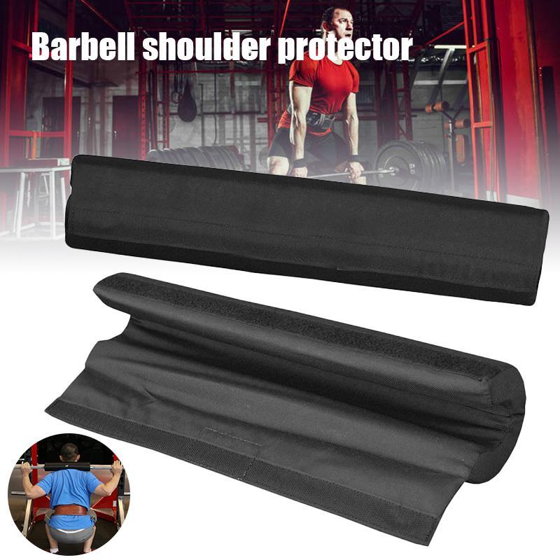 Штанга плечо Protector колодка тяжести протекторы плечо защита колодка Обучение Фитнес BHD2