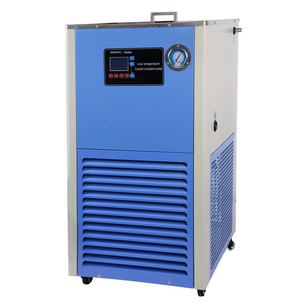 ZOIBKD frigorífica Circulador Baixa Laboratório de temperatura de refrigeração bomba de arrefecimento Chiller DLSB 30L Lab recirculação Chiller Bicicleta Líquido
