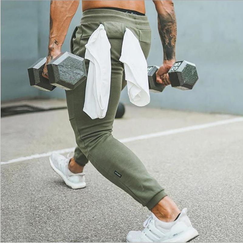 Pantalones ASRV TÉCNICA deportivas SPORT aptitud Pantalones de chándal de baloncesto de culturismo deporte Sweatpants Joggers Correr CJ191210