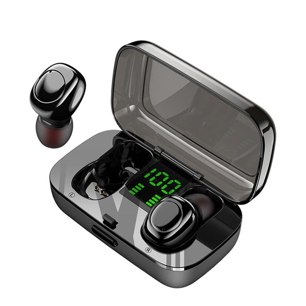 XG23 TWS Auricolare Bluetooth IPX6 auricolari impermeabili senza fili per il nuoto Mini Sport touch auricolari delle cuffie con caricatore Box