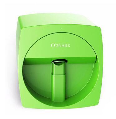 O2nails Nail Printer 3D Professional Digital Nails and Flower Printer machine for nail art صالون والاستخدام المنزلي