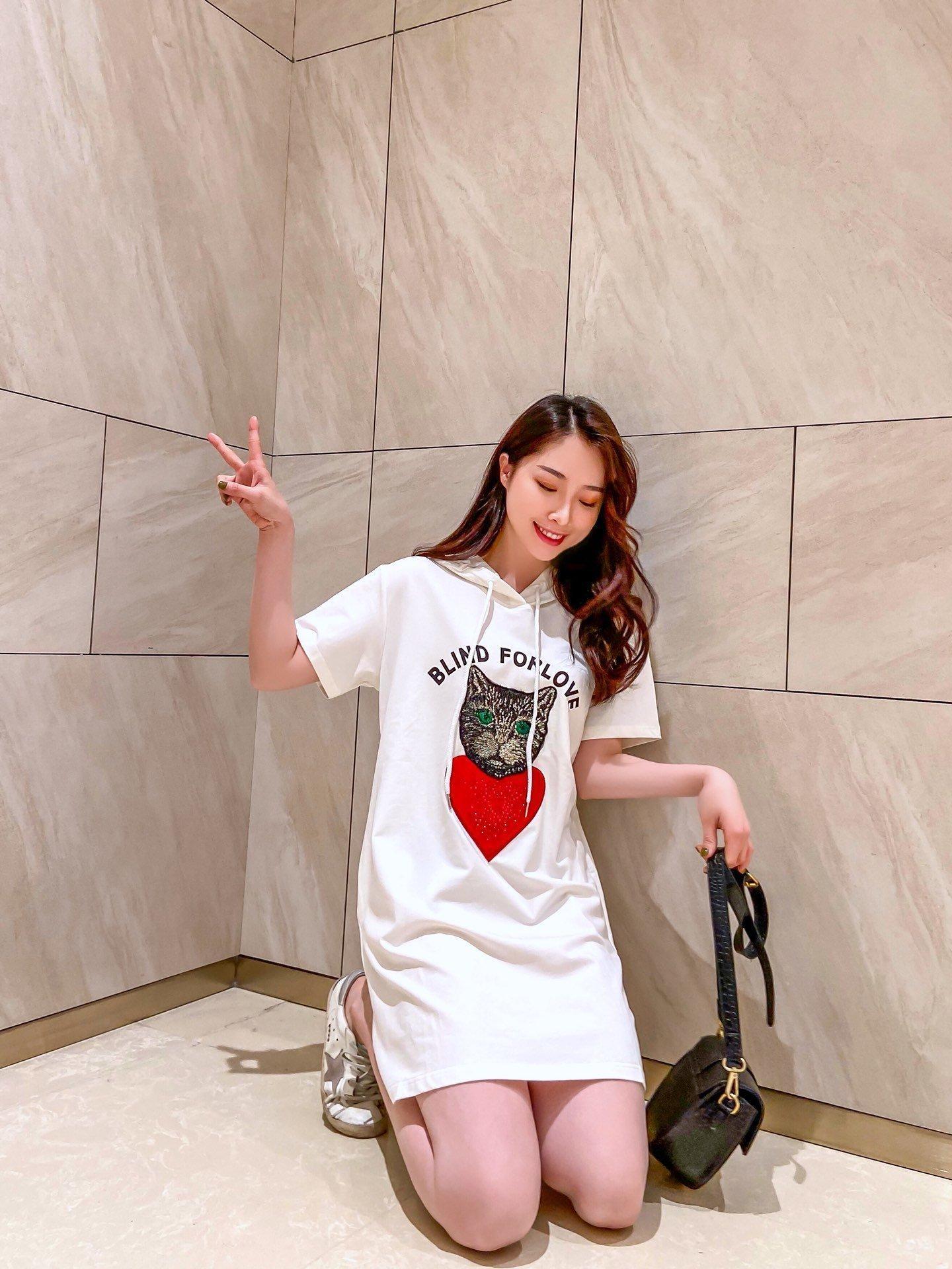 zhou6601womens vestidos para los vestidos de diseñador de las señoras vestidos recomiendan mejor envío sencilla FC64 Venta caliente libre al por mayor