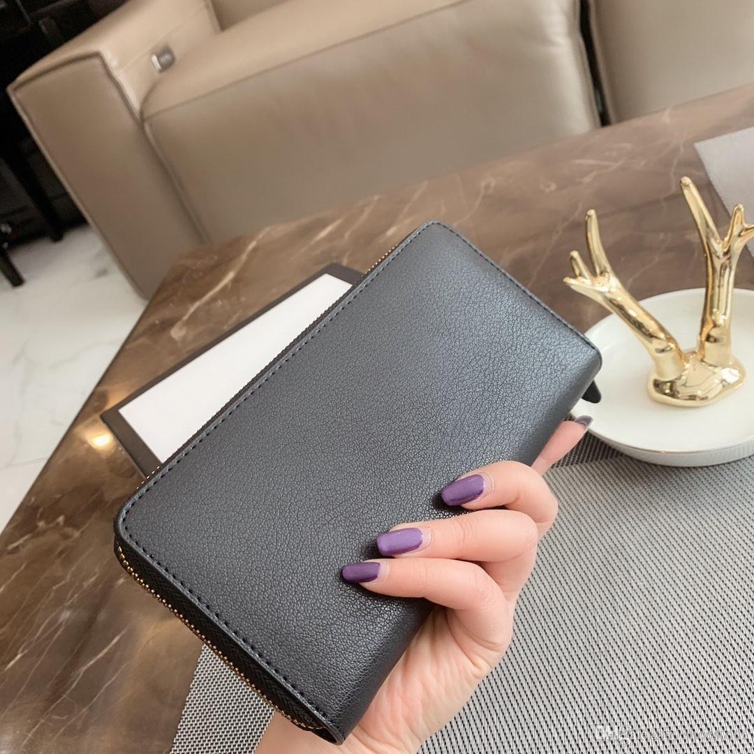 tasarımcı lüks çanta cüzdan kadın erkek cüzdan omuz çantası bayan çantası taşımak Kart Sahipleri moda Sikke Çantalar kutusuyla