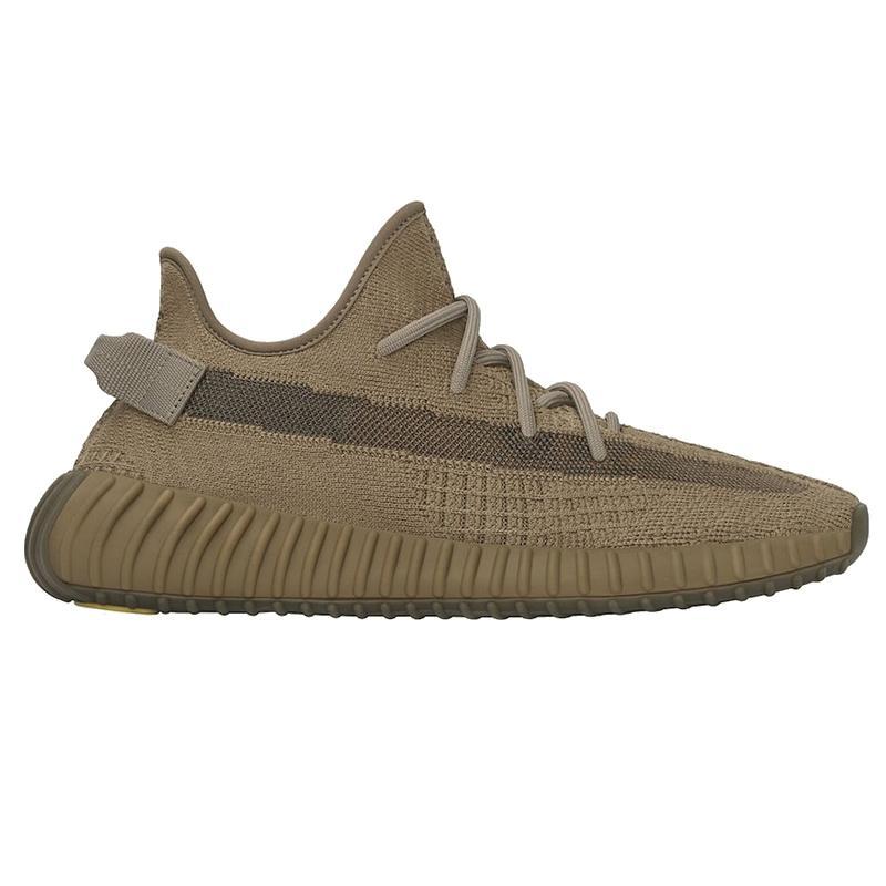 2020 Kanye West Chaussures de course Linen Cinder Feu arrière Terre Désert FLAX Sage Noir Reflective Top qualité Hommes Femmes Sneakers Livraison gratuite