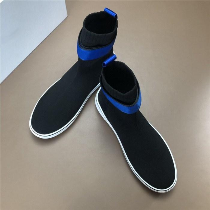 Di vendita calda Ultimi Mens calzino scarpe da ginnastica con tomaia in mesh, Triple Stivali S con gomma morbida velocità formatori per gli uomini di moda inferiori rosse scarpa da tennis c8