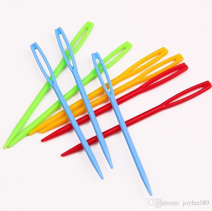 1000 adet / kutu 7 cm El Yapımı DIY renk dikiş iğne Emniyet Pimi ücretsiz kargo toptan