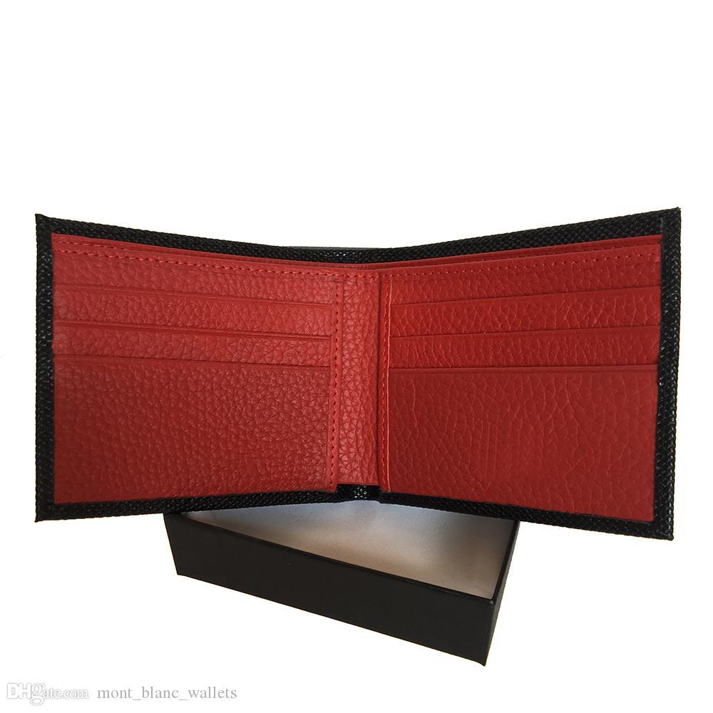 New Hombre Portátil Portátil Moda Europea Caja de bolsillo Rojo Rojo Caja de identificación Tarjeta de calidad CLILLA DE CALIDAD CALIENTE CALIENTE MADERA HIJO DE VENTA DE VENTA DE EFECTOS VJIPM