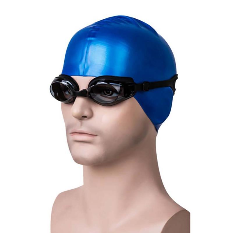 Los adolescentes gafas de natación para adultos causal anti-vaho Protección UV Formación Eyewear del deporte Accesorios