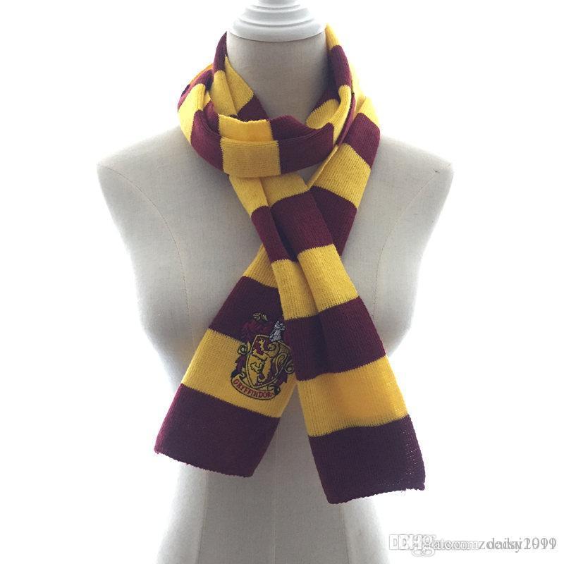 Harry Potter Hogwarts Okulu Cosplay Eşarp Oyuncak Çocuk Parti Gösterisi Harri Potter Dekorasyon Jouet Cadılar Bayramı Çocuk Oyuncak Hediye