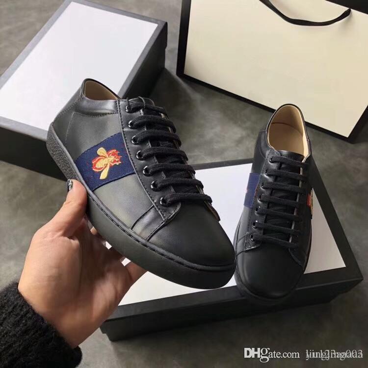2019 Luxury Designer Hommes Femmes espadrille Casual Low Top Italie Marque Chaussures de sport Marche Formateurs gc18062203
