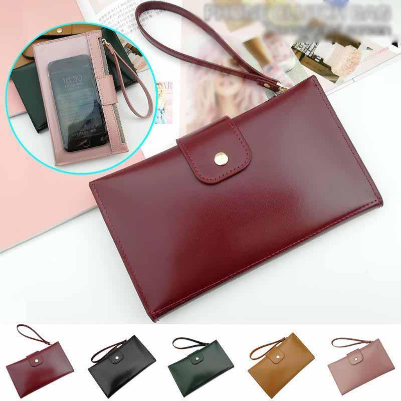Frauen HandbagsTouch-Screen-Handy-Geldbeutel-Smartphone Wallet Anti-Diebstahl-Schulterriemen Handtaschen-Frauen-Beutel Bolsa Feminina