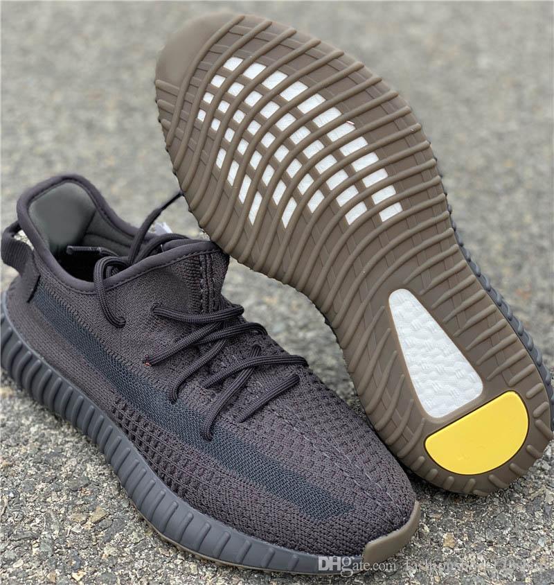 V2 Desert Sage FX9035 Marsh FX9033 Tailgate FX4348 Cinder FY2903 Black Static Full Reflective Women Mens running shoes top quality