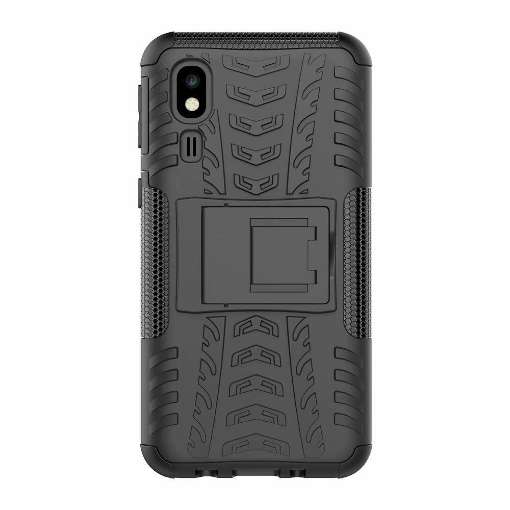 Flower Diamond Hybrid Hard Impact Armor Case Cover Skin For Samsung Galaxy A5