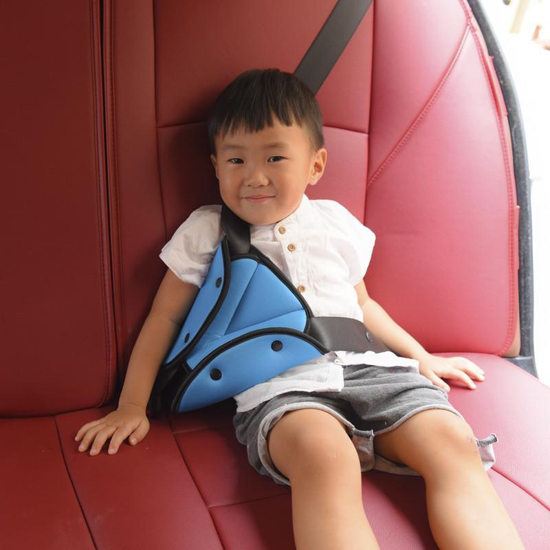 السيارة سلامة الطفل صالح الآمن حزام الأمان قوي الضابط السيارة حزام الأمان ضبط جهاز الطفل المثلث حماية الطفل عربة DZQ8