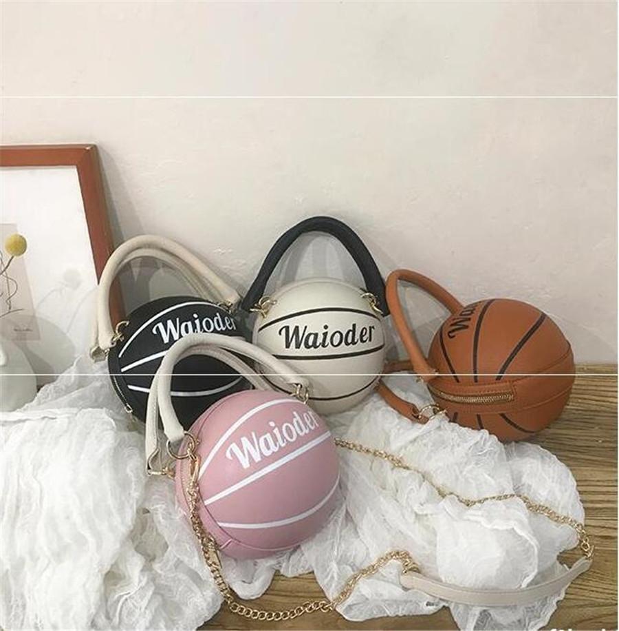 Cuir véritable rose pastel de basket-ball fourre-tout avec poche assorti pour les femmes de Prestige sac fourre-tout pour Escale Tie Sacs Vente Dye Mode # 51874