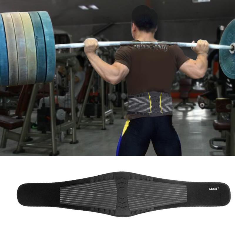 Vücut Erkekler Kadınlar Spor Kemer Nefes Spor Kemerler Gym Geri Kayış Bahar Halter Çömelme Bel Destek Sıkıştırma
