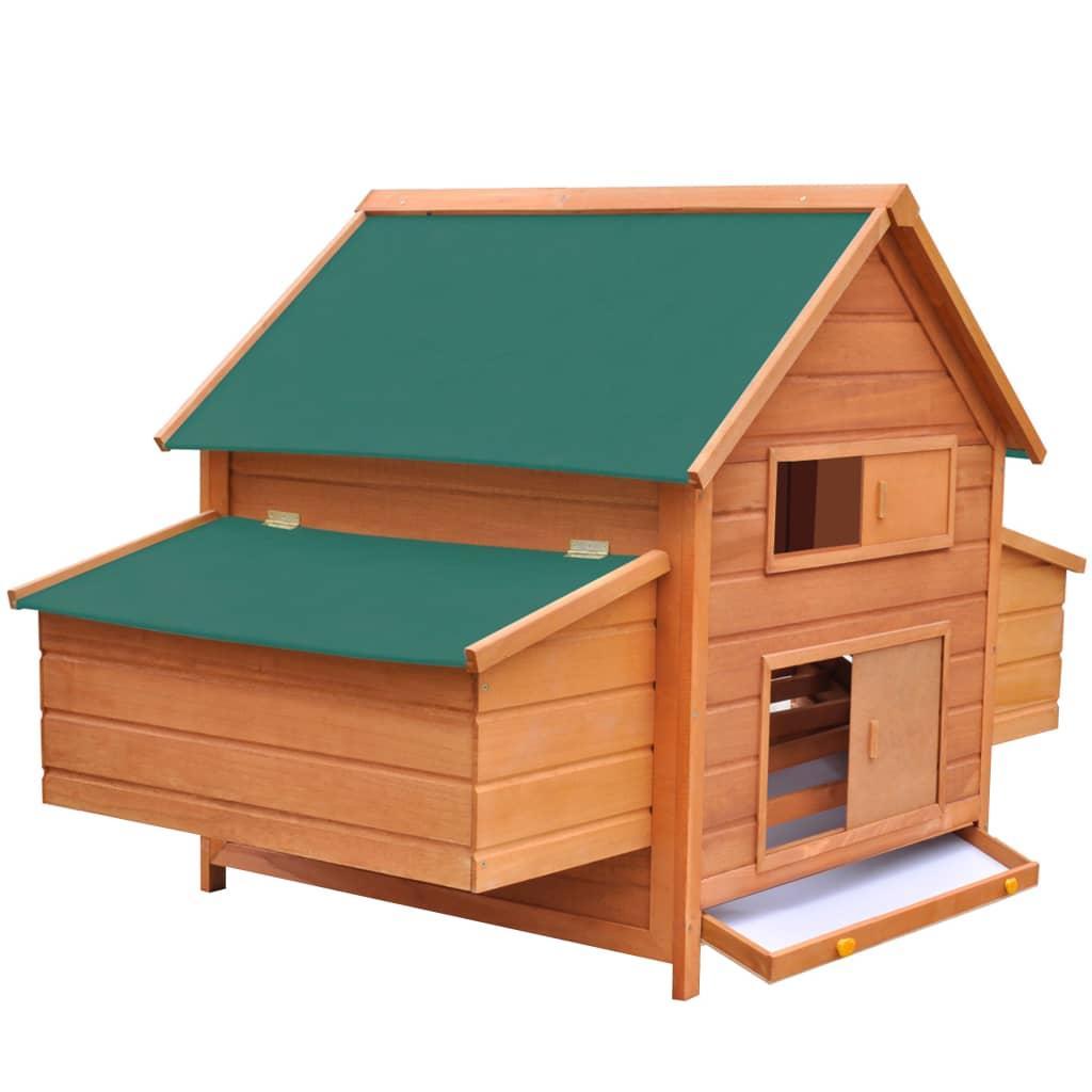 Chicken Coop Wood 612 Pet Supplies Home Garden
