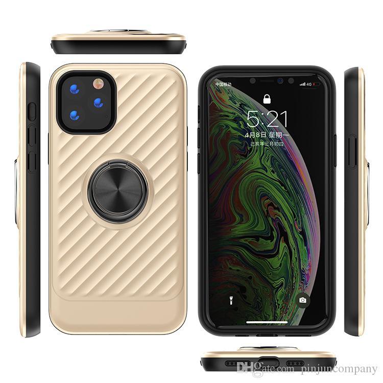 For Motorola Moto G7 Moto revvlry 360 CD Rotating Ring Car Holder Mobile Phone Holder Mobile Phone Accessories Shell Cover