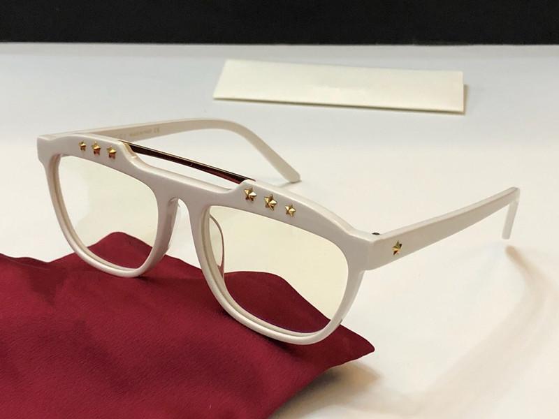 0615 Lentes de sol por la moda gafas de sol gafas de sol Wrap Medio marco Piernas capa de espejo de la lente de fibra de carbono del estilo del verano.