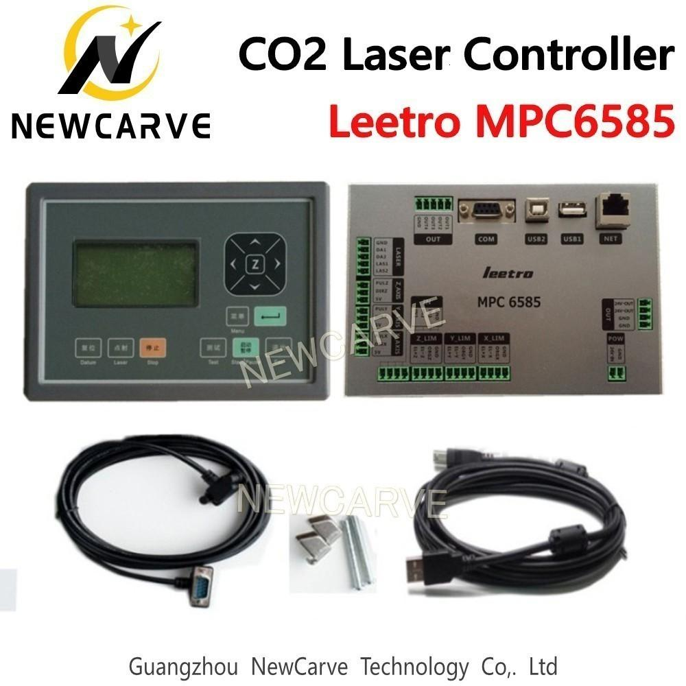 Controlador láser de CO2 para Leetro MPC6585 corte por láser de la máquina NEWCARVE