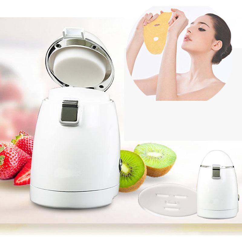 Маска для лица Автоматическая машина Фруктовая маска для лица Maker с естественным Овощной Фруктовый Материал