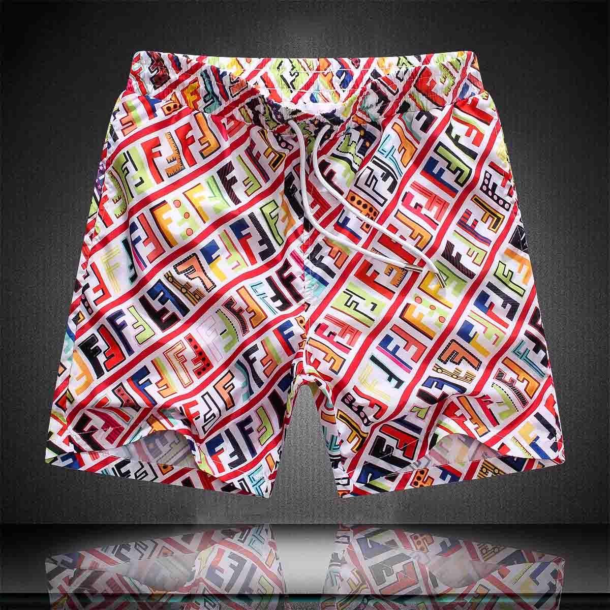 Herren Designer-Shorts Sommermens kurze Hosen Marken Kleidung Bademode Nylon Männer Brands Strand Shorts Kleine Pferde Swimabnutzung Brett p3 schwimmen
