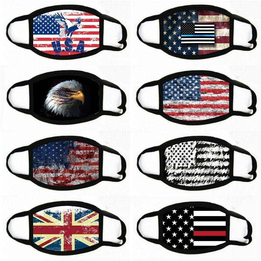 Tasarımcı Baskılı Yüz Maskeleri Lüks Maskesi Yıkanabilir toz geçirmez Binme Bisiklet Sporları Baskı Moda Maskeler Ücretsiz Kargo # 305