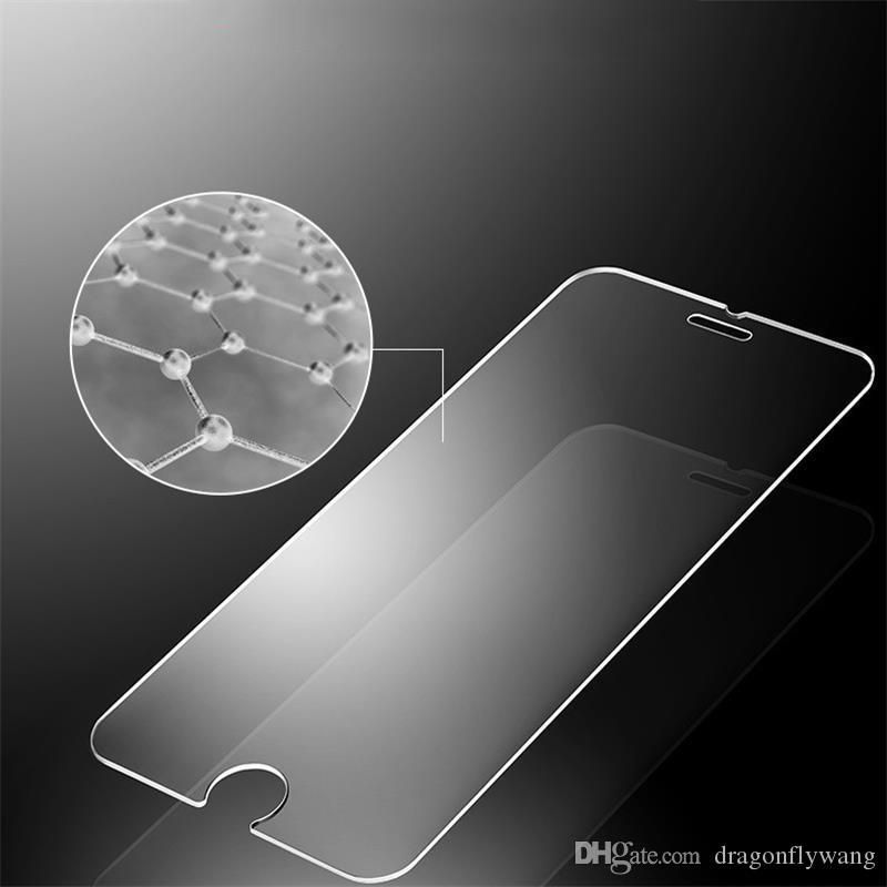 Защитный закаленное стекло экрана защитник стекла для iPhone6 6С 6п 7 7п 8 8П х хз XSMAX ХС