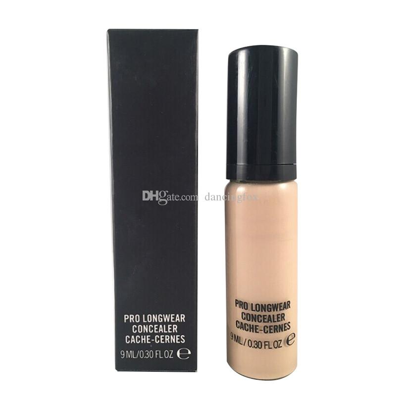 High quality Makeup Liquid Foundation PRO LONGWEAR CONCEALER CACHE-CERNES 9ML Foundation DHL fast shipping