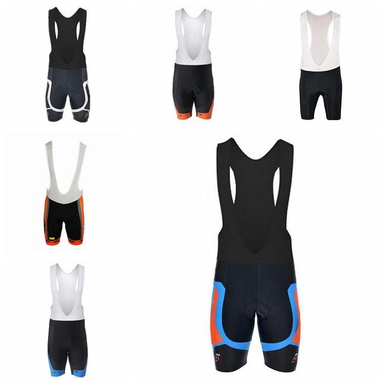 Pro KTM team cycling Jersey road fashion bike racing clothing bicycle clothing Summer riding bib shorts H71018