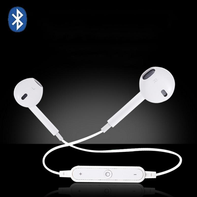 S6 Sport Neckband Wireless Headphone Bluetooth Earphone Headphone For Iphone 7 8 X With Microphone Call Volume Control Headphone Best Headphones For Running Best Wireless Earbuds From Fanyutrading Company 4 19 Dhgate Com
