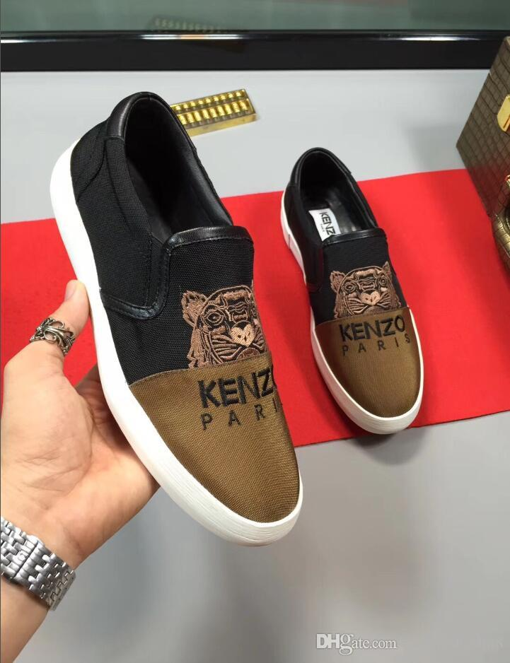 Mens Business Casual Sports Shoes