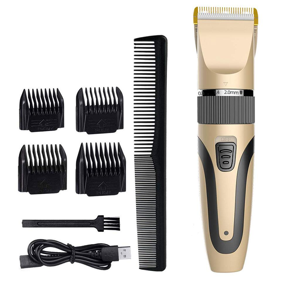 رجالي الشعر المتقلب كليبرز، اللحية اللحية اللحية القراصنة الكهربائية حلاقة كيت قابلة للشحن للماء، 5 سرعة قابل للتعديل الشعر شظ