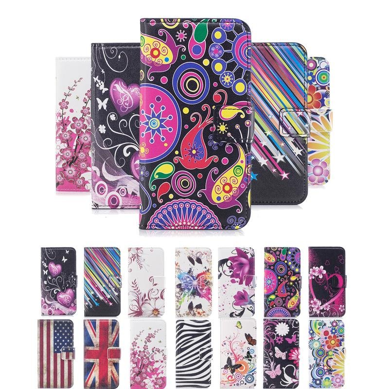 Fashion Leather Patterned Protective Cover For Huawei Ascend Y330 Y550 G7 Y625 P7 P8 P9 Lite P6 G8 Y635 5X Y3 II GR5 Cover Case