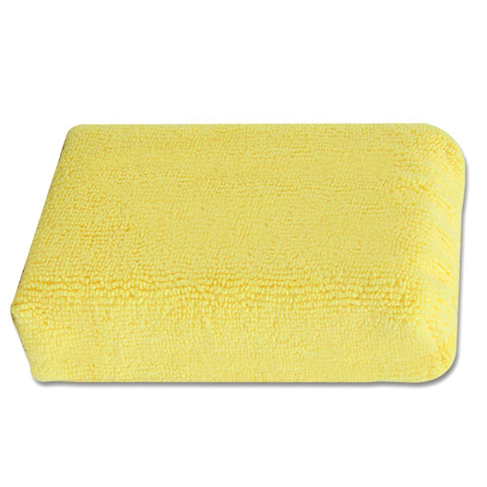 Portátil Wash Car Home utilização limpa esponja de microfibra absorção proteger a água Ferramentas de limpeza leve e durável Multifuncional