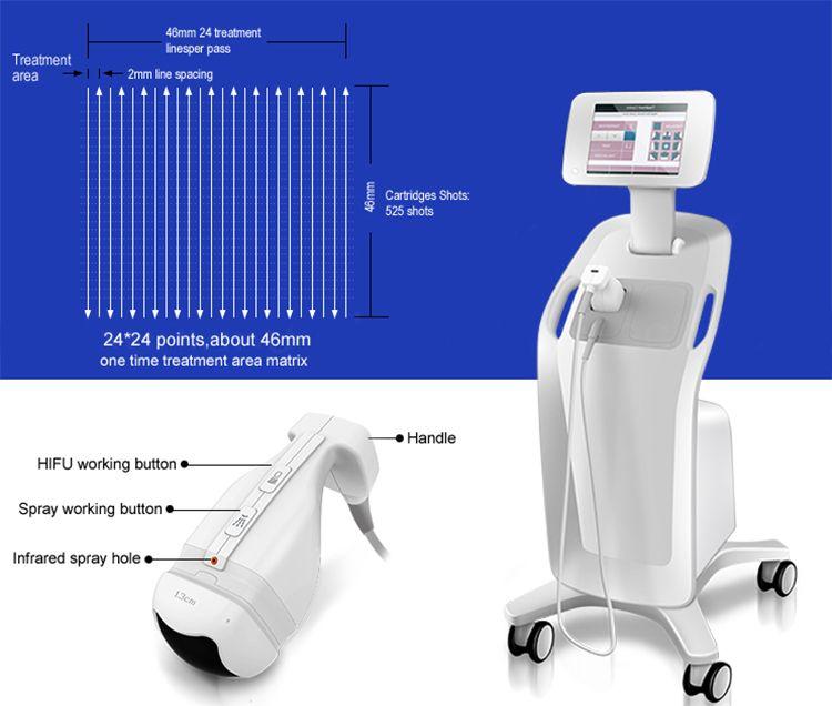 hifu liposonix 2 en 1 velashape machine de liposuccion à ultrasons lipohifu machine de spa pour la peau liposonique salon de thérapie minceur