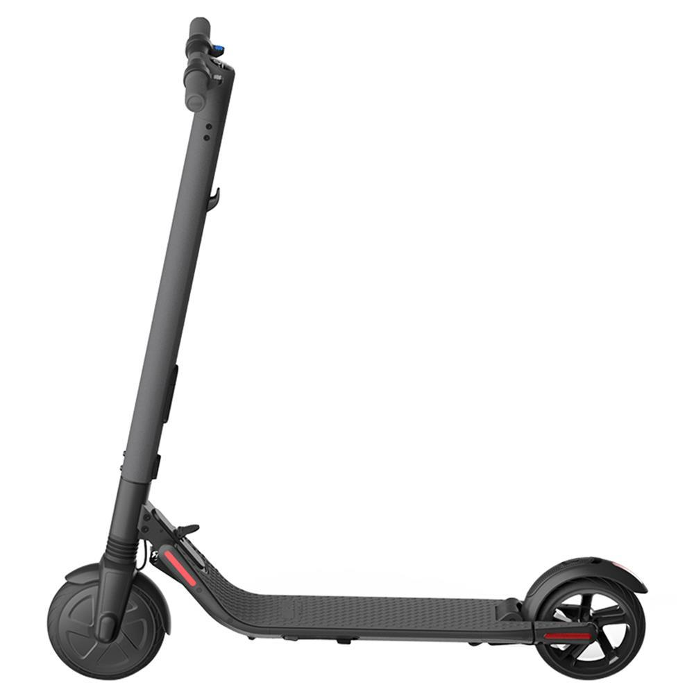 Ninebot Segway KickScooter ES2 Scooter électrique pliant Sport Vision 700W moteur 25 kmh vitesse avec LED Lights - Noir