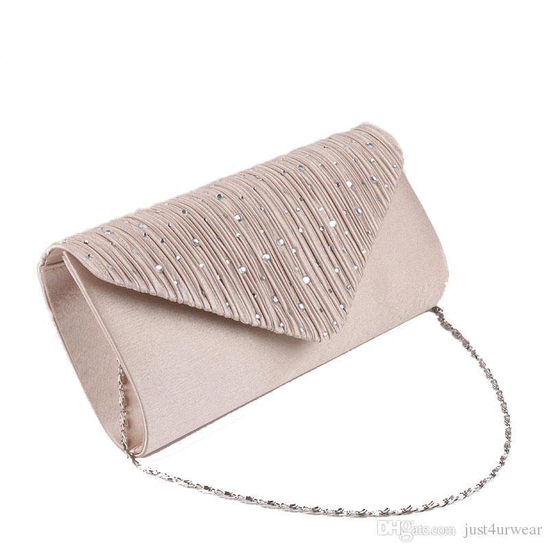 Noite de casamento chegada nupcial diamante feminino moda novo sacos clássicos sacos embreagens bolsas mulheres brbjg